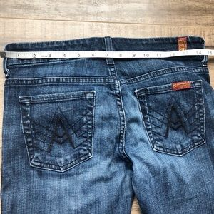 7 For All Mankind Jeans - 7 For All Mankind Lexie A Pockets Jeans 26